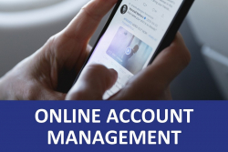 ONLINE ACCOUNT MANAGEMENT (OAM-Paket)